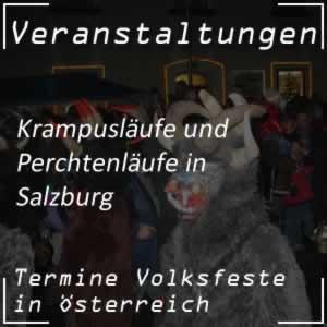 Krampuslauf Salzburg
