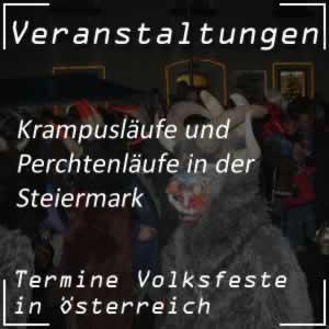 Krampuslauf Steiermark