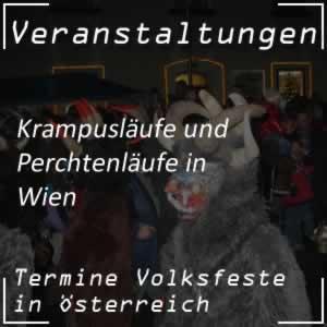 Perchtenlauf Wien Krampuslauf