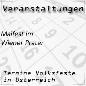 Maifest im Wiener Prater