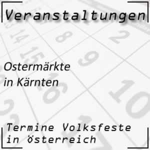 Ostermarkt Kärnten