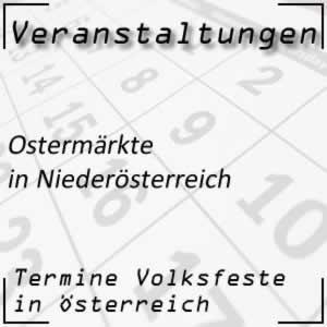 Ostermarkt Niederösterreich