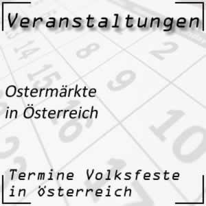 Ostermarkt Österreich