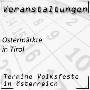 Ostermärkte Tirol
