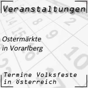 Ostermärkte Vorarlberg