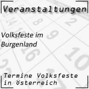 Volksfest Burgenland