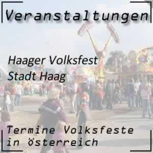 Haager Volksfest