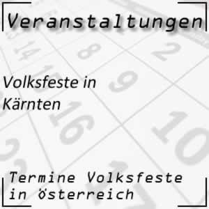 Volksfest Kärnten
