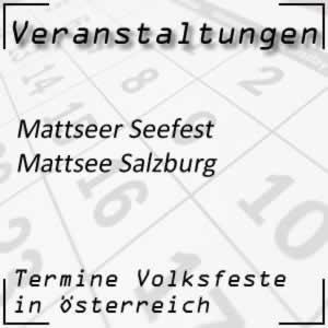 Mattseer Seefest