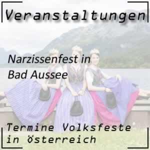 Narzissenfest Bad Aussee Autokorso
