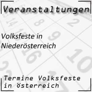 Volksfest Niederösterreich