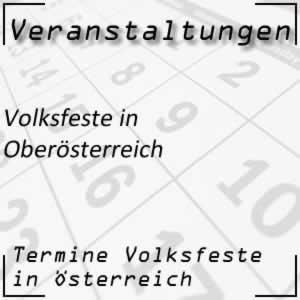 Volksfest Oberösterreich