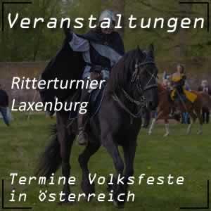 Ritterturnier Laxenburg