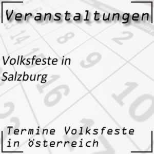 Volksfest Salzburg Veranstaltungen