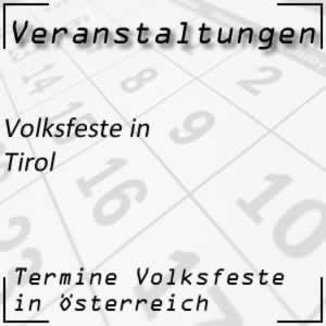 Volksfest Tirol