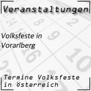 Volksfest Vorarlberg