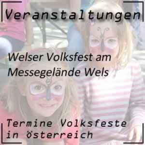 Volksfest Welser Volksfest