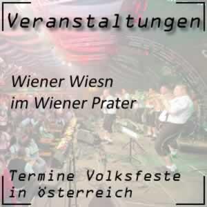 Wiener Wiesn Oktoberfest im Wiener Prater