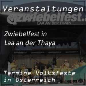 Zwiebelfest Laa an der Thaya Volksfest