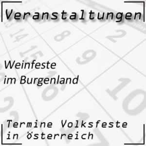 Weinfest Burgenland