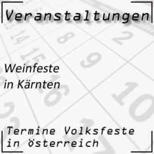 Weinfest Kärnten