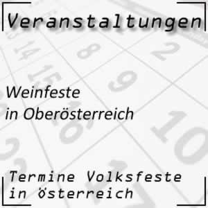 Weinfest Oberösterreich