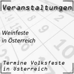 Weinfest Österreich