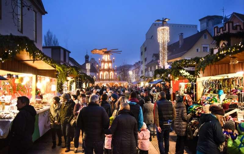 Adventmarkt Bregenz