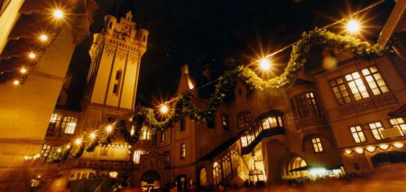 Adventmarkt im Schloss Grafenegg