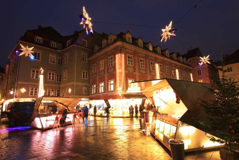 Kunsthandwerksmarkt am Mehlplatz in Graz