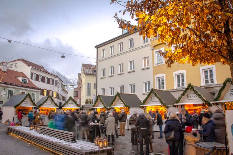 Adventmarkt Innsbruck Wilten