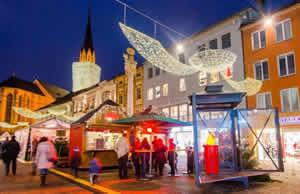 Adventmärkte in Kärnten
