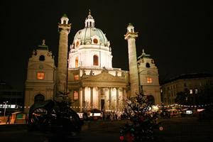 Kunsthandwerksmarkt Karlskirche