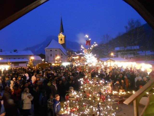 Adventmarkt Kirchdorf in Tirol