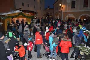 Adventmärkte in Österreich