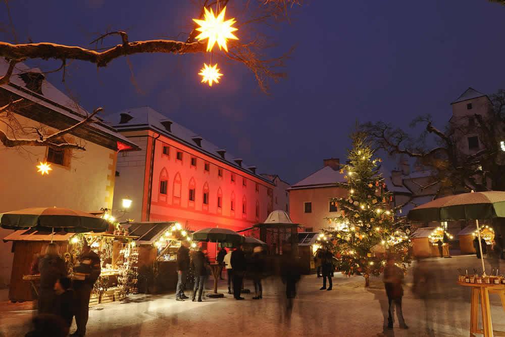 Adventmarkt Festung Hohensalzburg