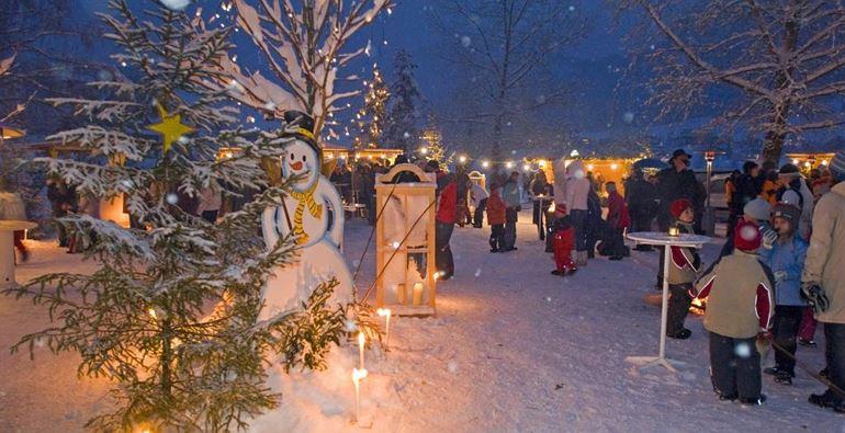 Christkindlmarkt in Thiersee