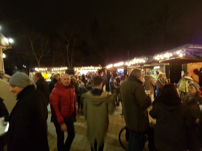 Adventmarkt Wien Aspern