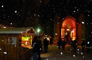 Weißgerber Adventmarkt Wien