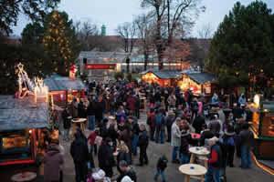 Adventmärkte in Wien
