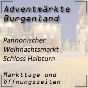 Weihnachtsmarkt Schloss Halbturn
