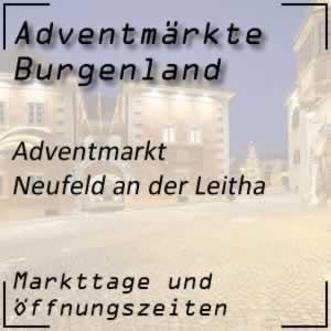 Adventmarkt Neufeld an der Leitha