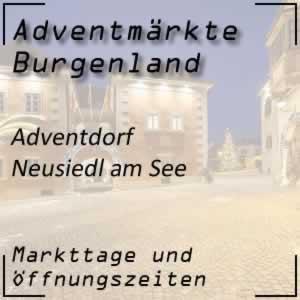 Adventmarkt Neusiedl am See