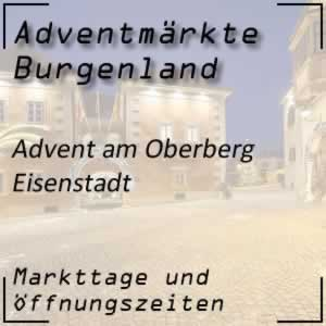 Adventmarkt Oberberg Eisenstadt