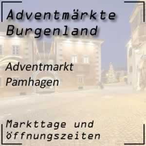 Adventmarkt Pamhagen