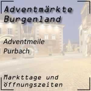 Adventmarkt Purbach