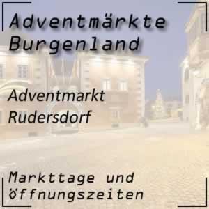 Adventmarkt Rudersdorf