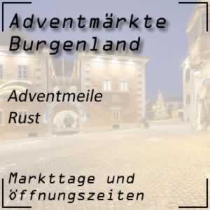 Adventmeile Rust