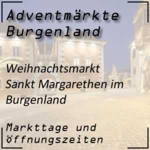 Adventmarkt St. Margarethen im Burgenland