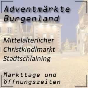 Adventmarkt Stadtschlaining